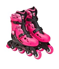 Patins---33-36---Ajustavel---Barbie---Fun-Brinquedos--0