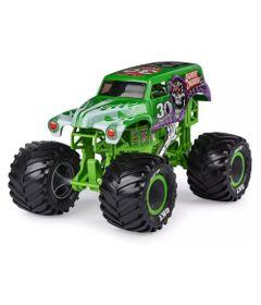 veiculo-monster-jam-escala-1-24-grave-digger-verde-sunny-100354375_Frente