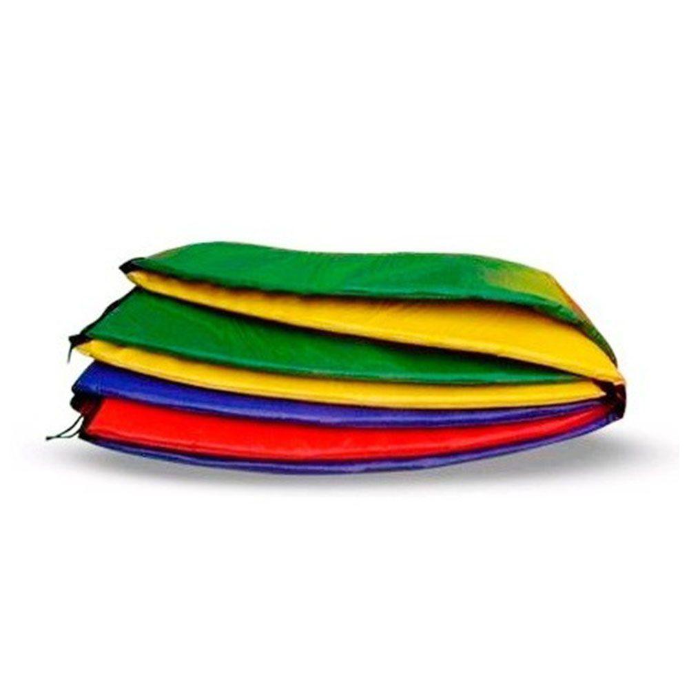Proteção de Molas Colorida ChicoPlay para Cama Elástica de 2 m
