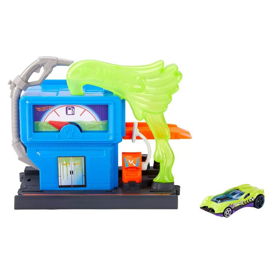 Pista-Hot-Wheels---City-Downtown---Toxic-Creatures---Mattel-1