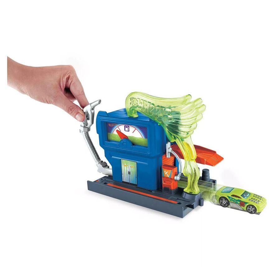 Pista-Hot-Wheels---City-Downtown---Toxic-Creatures---Mattel-3