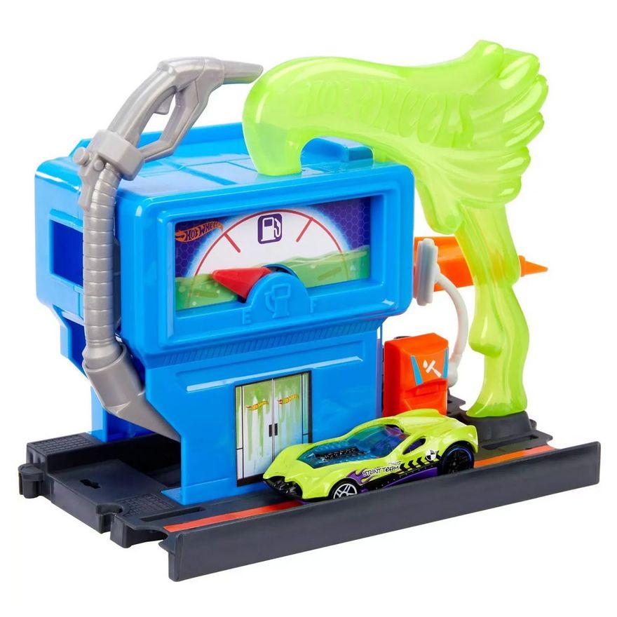 Pista-Hot-Wheels---City-Downtown---Toxic-Creatures---Mattel-4