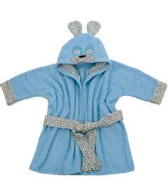 Roupao-Infantil-com-Capuz---Premium-Liso---Cachorro---Baby-Joy---Incomfral