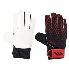 Luvas-de-Goleiro---Nº-5---Jr-Training---Predator---Vermelho-e-Preto---Adidas