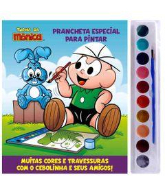 Livro-Aquarela-Infantil---Turma-da-Monica---Cebolinha---Prancheta---Edicao-2---Catavento