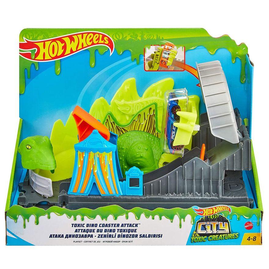 Pista-Hot-Wheels---Montanha---Russa-Ataque-Do-Dino---Mattel-2