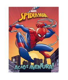 Livro-Infantil---Disney---Marvel---Spider-Man---Acao-e-Aventura---Culturama