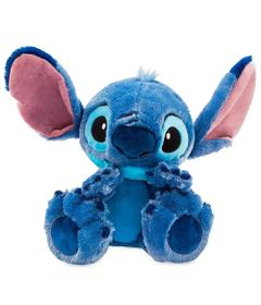 Pelucia-Disney---25-Cm---Lilo-e-Stitch---Stitch---Big-Feet---Fun