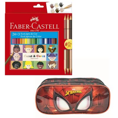 Kit-de-Estojo-Duplo---Disney---Marvel---Spider-Man-e-Lapis-de-Cor---24-Cores---3---Faber-Castell