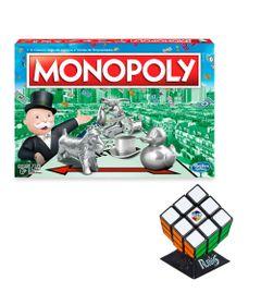 Kit-de-Jogos---Monopoly-Classico-e-Rubik-s-Cubo-Magico---Hasbro