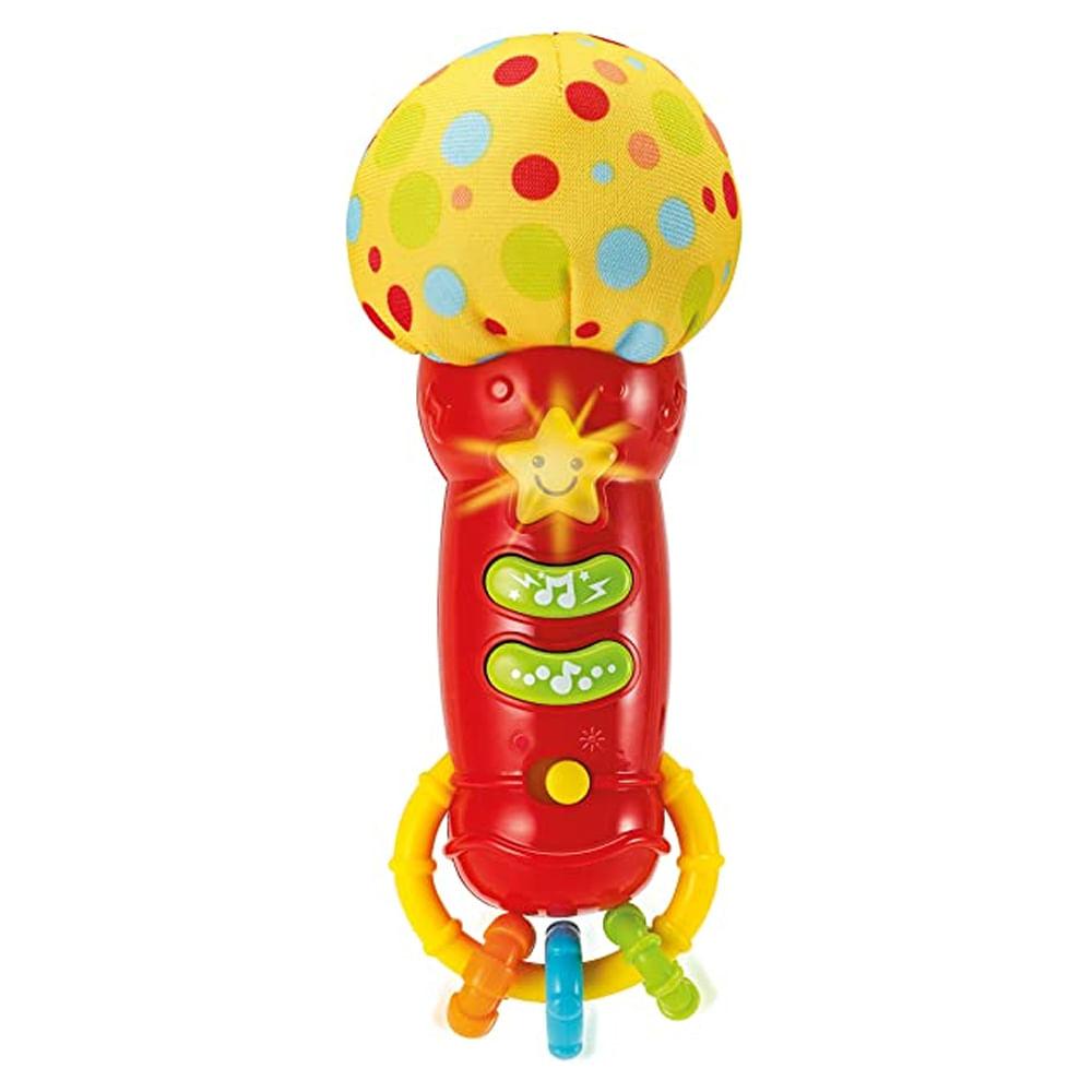 Microfone Baby Estrela Do Rock  - WinFun