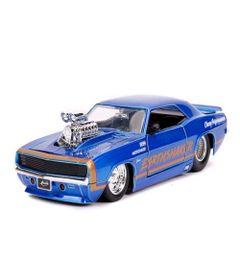 Bigtime-Muscle---1969-Chevrolet-Camaro---Azul---California-Toys