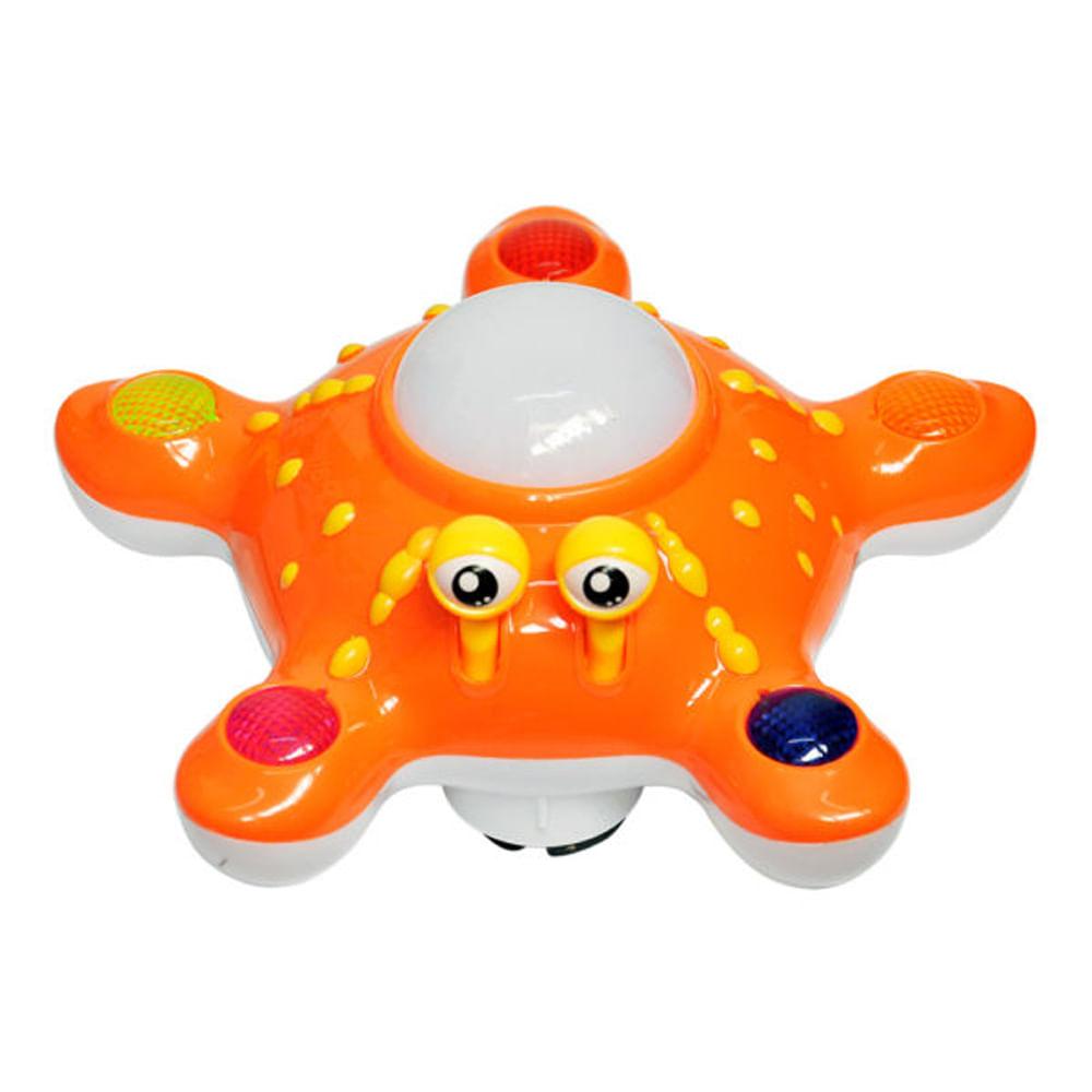 Estrela Lalá Bate e Volta Musical - DM Toys