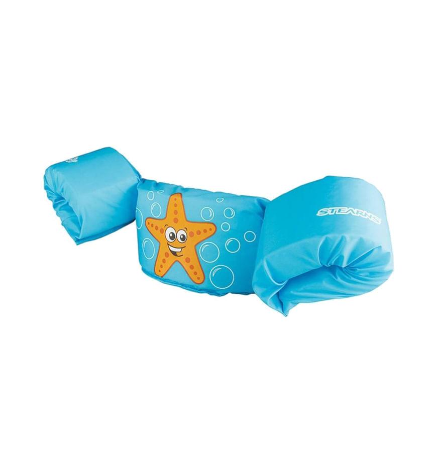 Boia Colete Salva Vidas Estrela Azul - Puddle Jumper