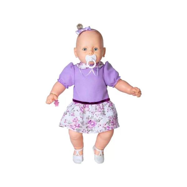 Boneca Meu Bebê 60cm - Estrela
