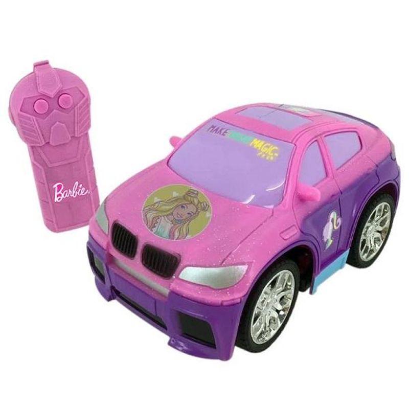 Carro de controle remoto Barbie - Candide