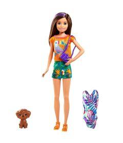 Barbie-Dreamhouse-Adventures---Conjunto-de-Irmas-Viagem---Skipper-Morena---Mattel-0