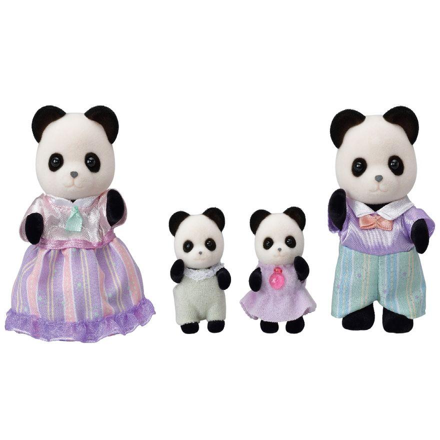 Sylvanian-Families---Familia-Dos-Pandas-Graciosos---Epoch-1