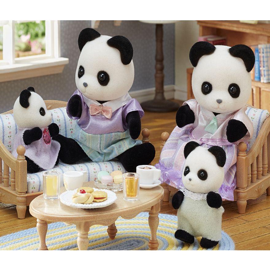 Sylvanian-Families---Familia-Dos-Pandas-Graciosos---Epoch-2