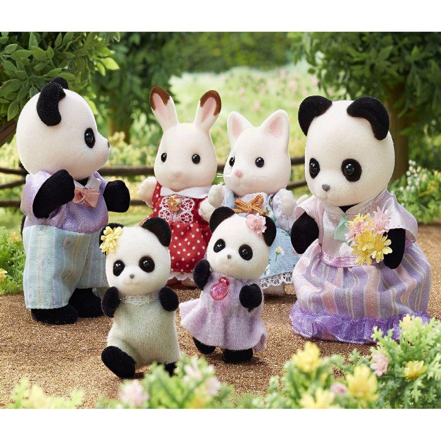 Sylvanian-Families---Familia-Dos-Pandas-Graciosos---Epoch-3
