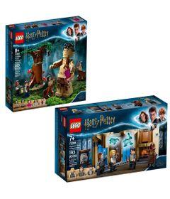Kit-LEGOS-Harry-Potter---O-Encontro-de-Grope-e-Umbridge-e-Sala-Precisa-de-Hogwarts
