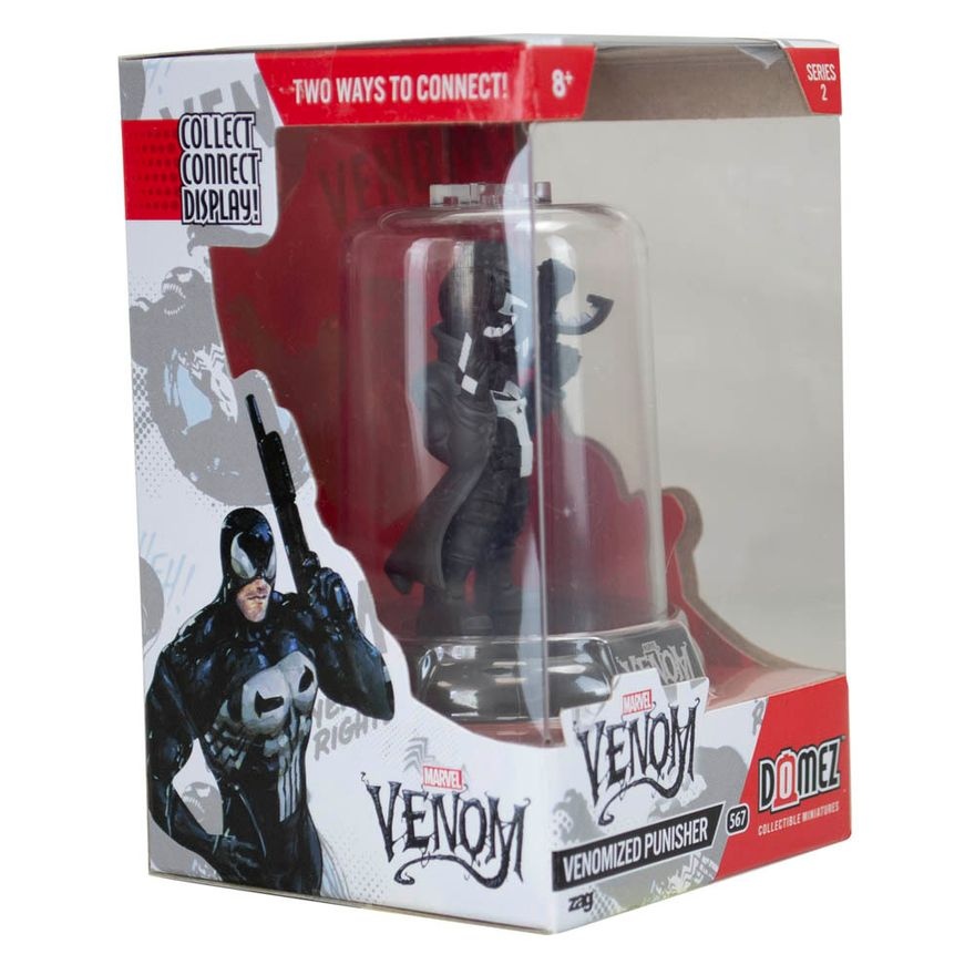 Mini-Figura---Domez---Disney---Marvel---Venom---Venomized-Punisher---Sunny-1