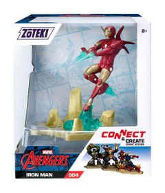 Mini-Figura---Disney---Marvel---Zoteki---Homem-de-Ferro----Sunny--0