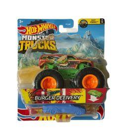 Veiculo-Die-Cast---Hot-Wheels---1-64---Monster-Trucks---Novo-Burger-Delivery---Mattel_Frente