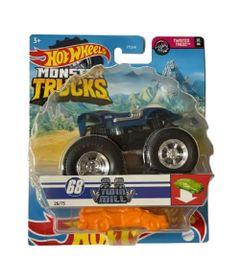 Veiculo-Die-Cast---Hot-Wheels---1-64---Monster-Trucks---Novo-Twin-Mill---Mattel_Frente