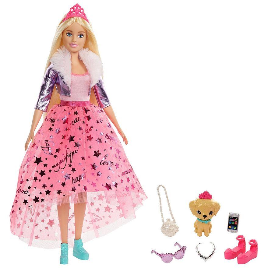 Boneca-Barbie---Barbie-Aventura-da-Princesa---Princesa-Moderna---Barbie---Mattel-1