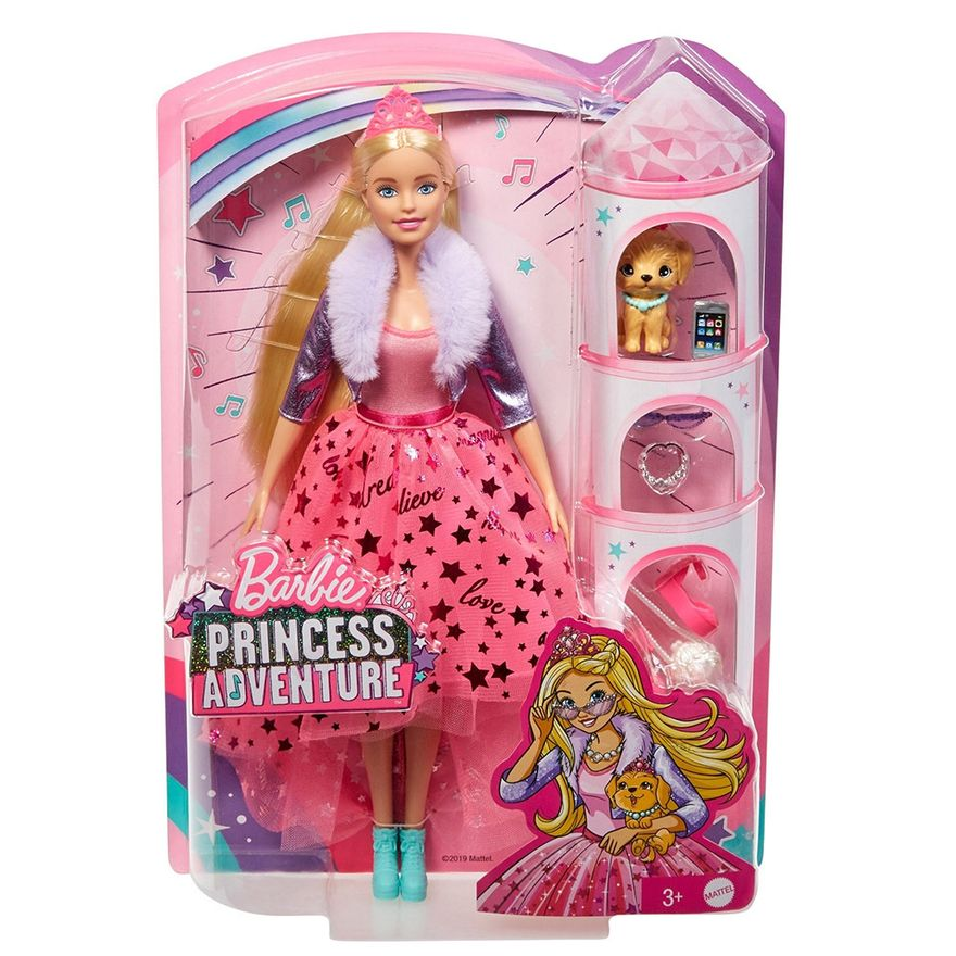 Boneca-Barbie---Barbie-Aventura-da-Princesa---Princesa-Moderna---Barbie---Mattel-6