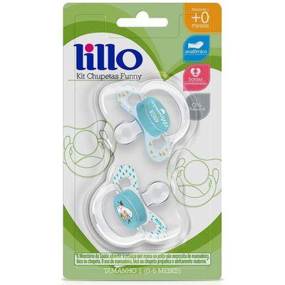 Conjunto-de-2-Chupetas-Ortodonticas---Amor-da-Mamae---Tam-1---Azul---Lillo_Frente