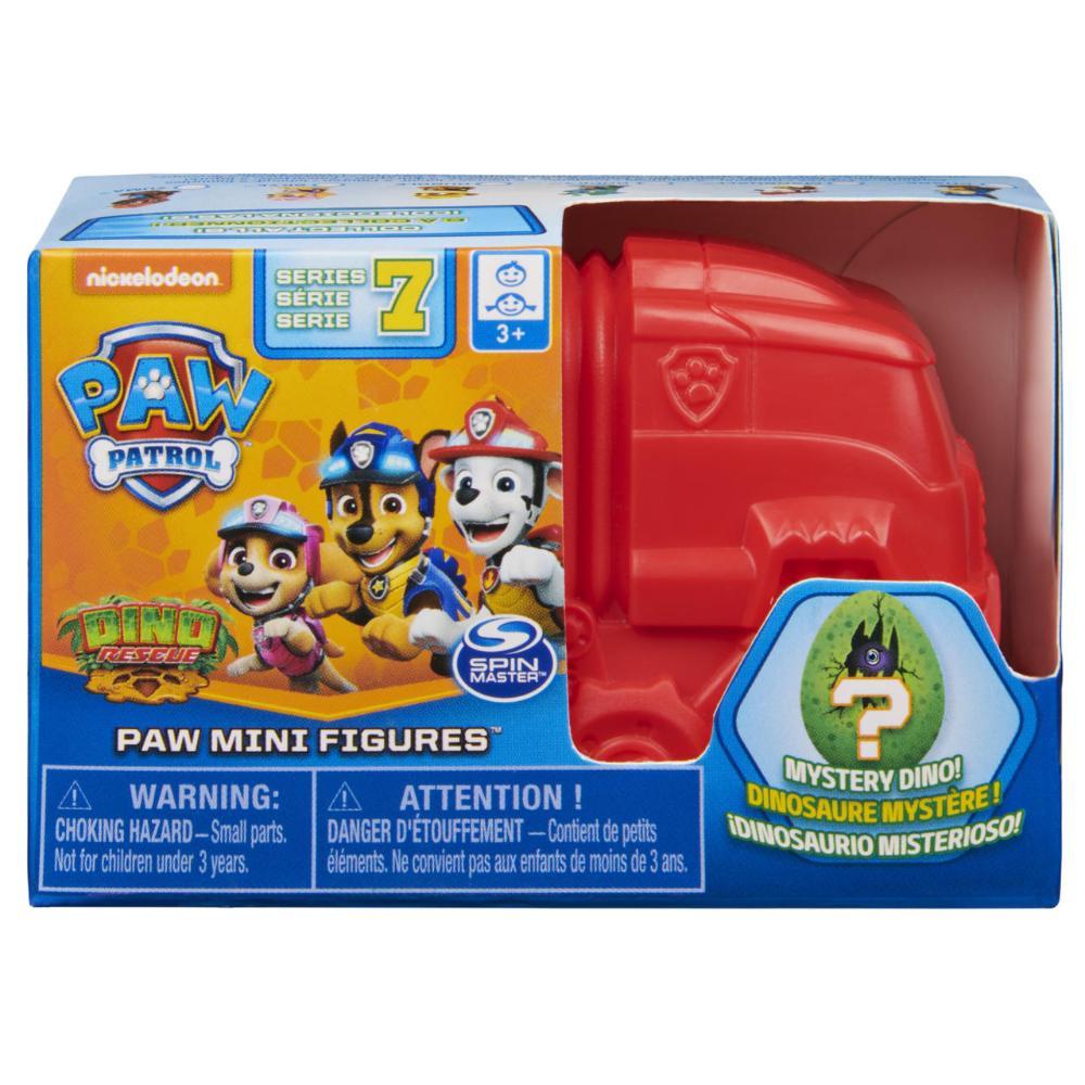 Patrulha Canina Dino Rescue Mini Surpresa Serie 7 - Sunny