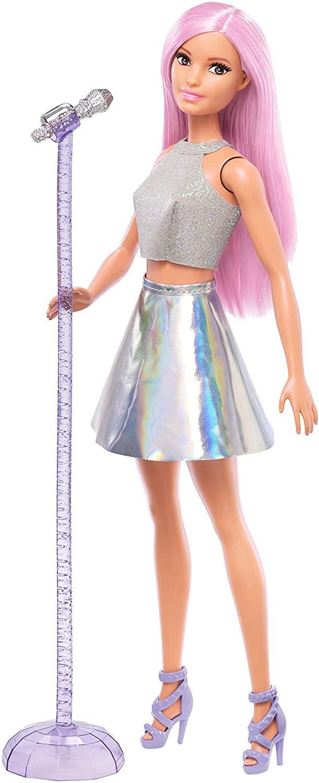 Boneca Barbie Profissões - Estrela Pop Fxn98