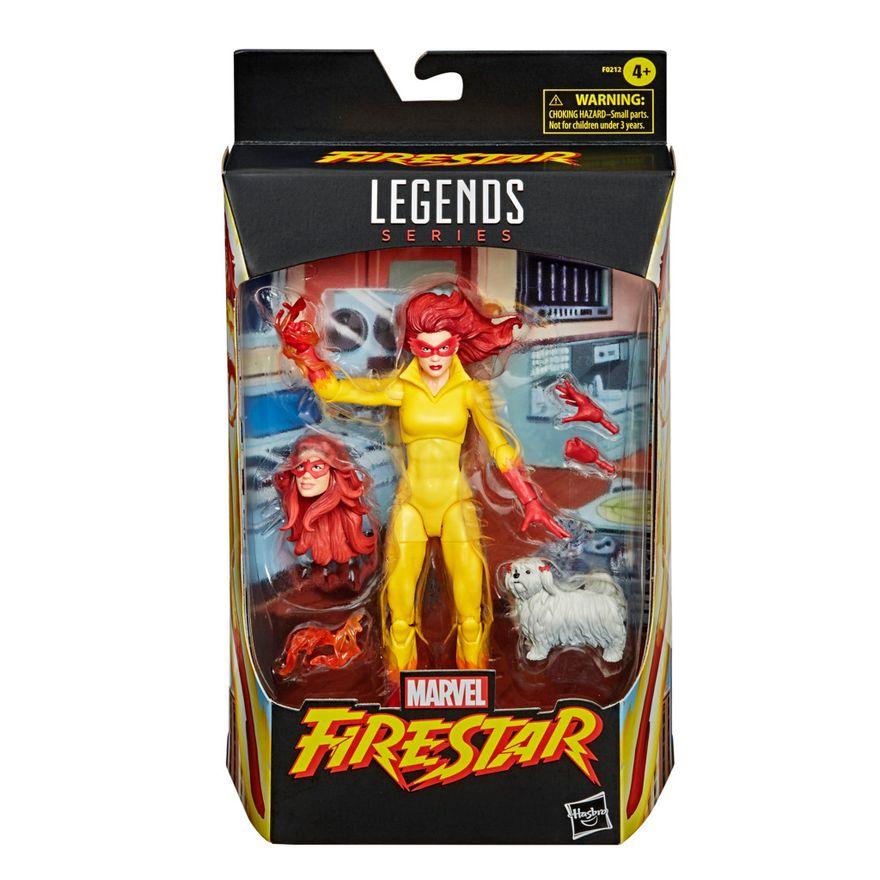 Boneca---Legends-Series---Firestar---Marvel---Hasbro-2