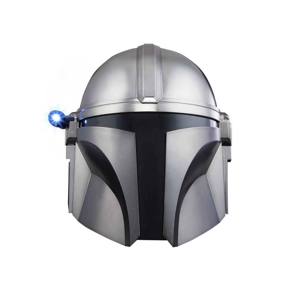 Capacete Eletrônico - Disney - Star Wars - Black Series - The Mandalorian - Hasbro