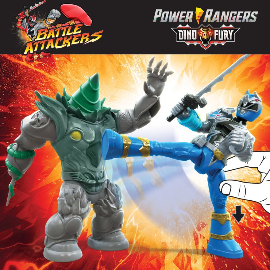 Figuras---Power-Rangers---Dino-Fury-Battle-Attacker---Ranger-Azul-x-Shockhorn---Hasbro-2