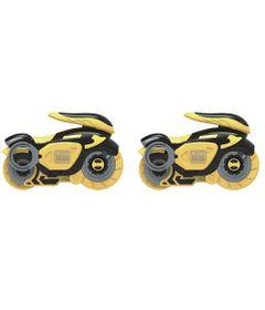 Kit-de-Lancadores-e-Mini-Veiculos---Fly-Wheels---Amarelo---Candide