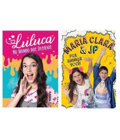 Kit-de-Livros---Luluca---No-Mundo-Dos-Desafios-e-Maria-Clara-e-JP---Para-Animar-Voce---Catavento