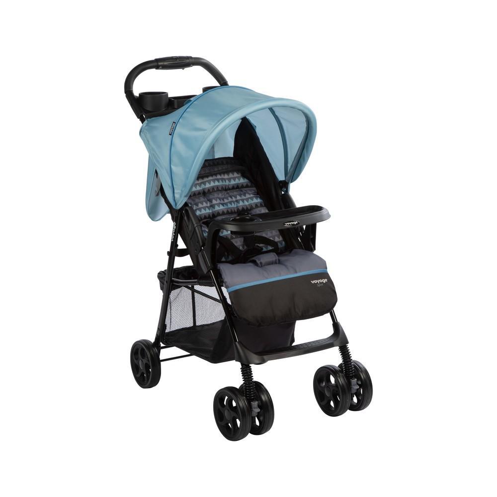 Carrinho de Bebê Spot  Voyage - Azul Geo