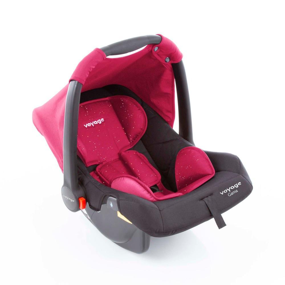 Bebê Conforto Gama  Voyage - Rosa