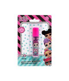 Maquiagem-Infantil---Brilho-Labial---LOL-Surprise----Roxo---View-Cosmeticos_Frente