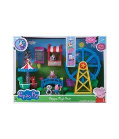 Playset-e-Mini-Figuras---Parque-de-Diversoes---Peppa-Pig---Sunny-0