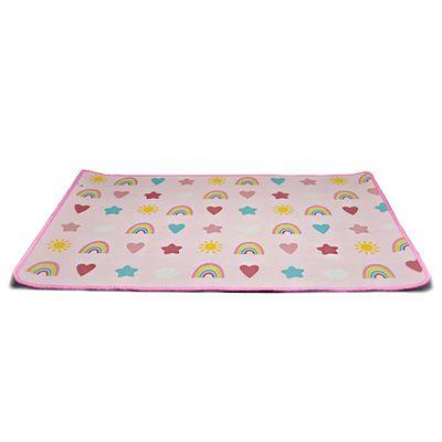 Oferta Tapete De Atividades - Baby Arco Íris - Colorido - Buba por R$ 179.9