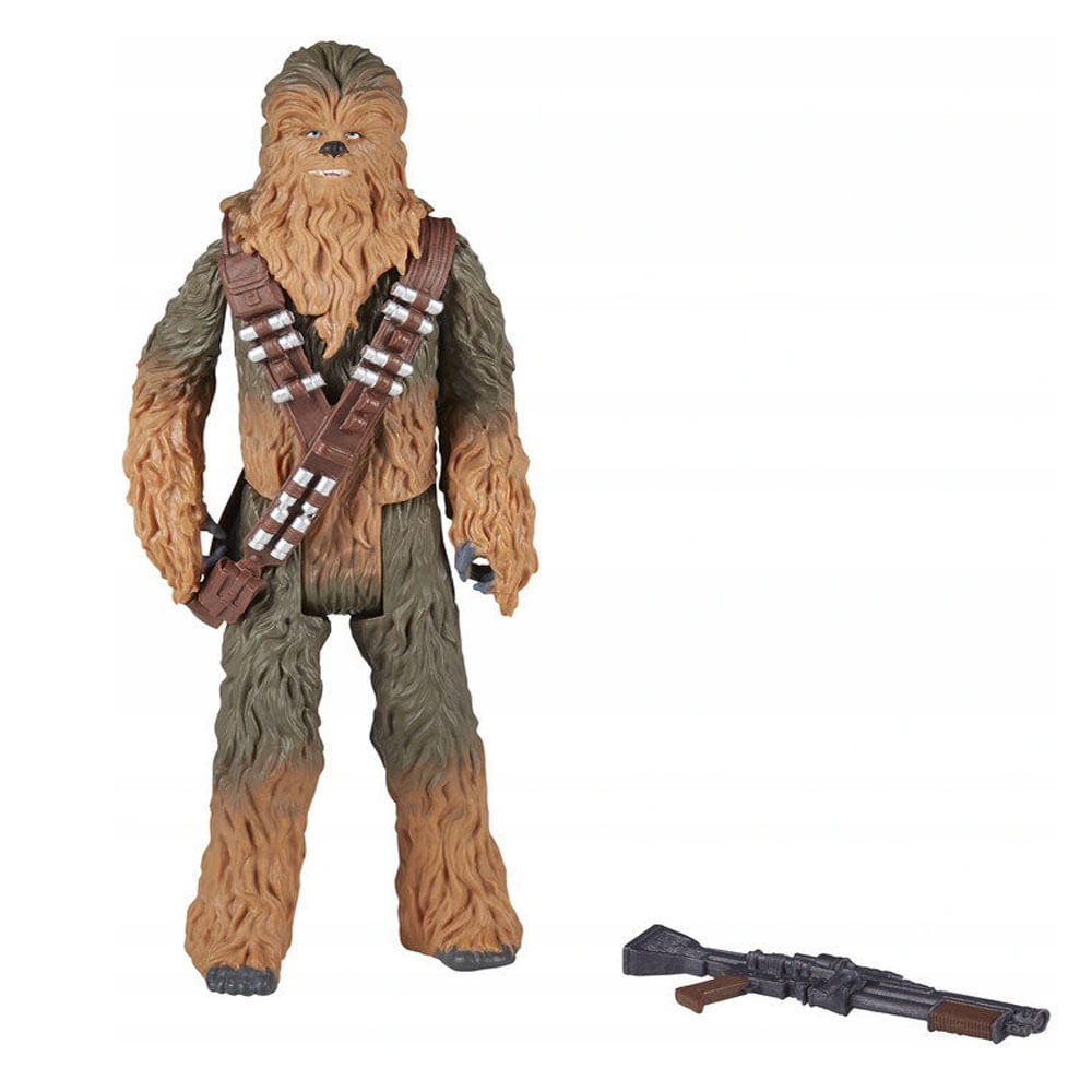 Boneco Articulado - 15Cm - Disney - Star Wars - Ep II - Chewbacca - Hasbro