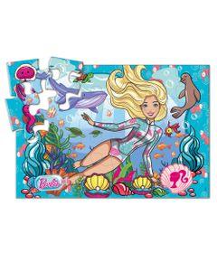 Quebra-Cabeca---Cartonado---Barbie---24-Pecas---Fun-0