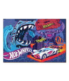 Quebra-Cabeca---Hot-Wheels---48-Pecas---Fun-0