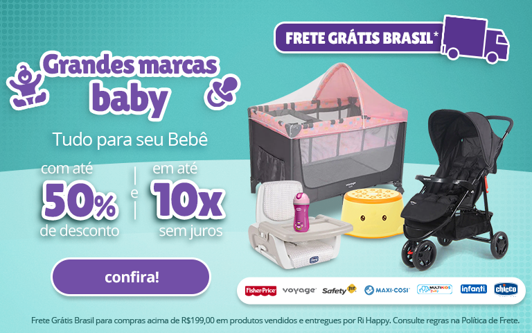Fullbanner - Mobile - Grandes Marcas Baby - act