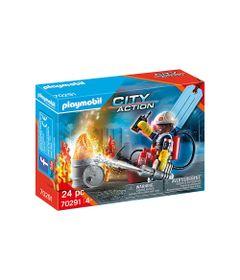 Mini-Figuras---Gift-Set---Bombeiros---Playmobil---Sunny-0