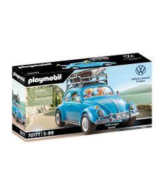 Mini-Figuras-e-Veiculo---Volkswagen-Beetle---Playmobil---Sunny-0